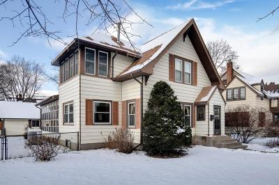 Minneapolis Single Family Home For Sale: 5048 40th Avenue S