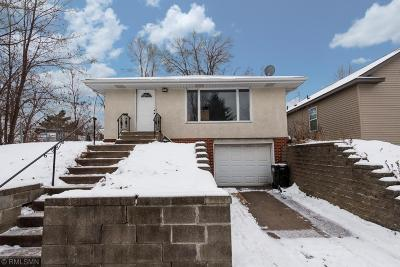 Saint Paul Single Family Home For Sale: 1808 Sims Avenue