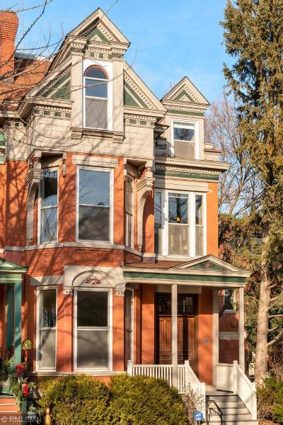 Saint Paul Condo/Townhouse Contingent: 295 Laurel Avenue