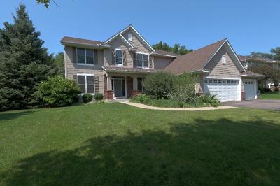 Eden Prairie Rental For Rent: 17244 Acorn Ridge