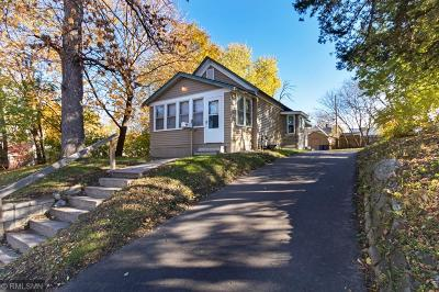 Saint Paul Single Family Home For Sale: 1072 Cumberland Street