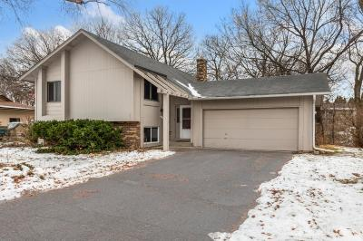 Burnsville Single Family Home For Sale: 909 Park Place