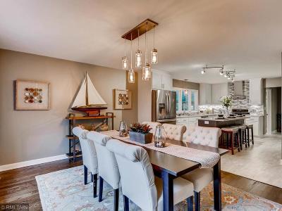 Mahtomedi Single Family Home For Sale: 13 Birchwood Road