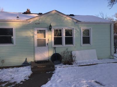 Brooklyn Park Single Family Home For Sale: 6280 Edgewood Avenue N