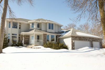 Brooklyn Park Single Family Home For Sale: 4249 Edinbrook Terrace