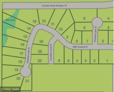 Plymouth Residential Lots & Land For Sale: 16800 59th Avenue N