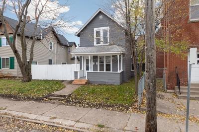 Minneapolis Multi Family Home Contingent: 1412 Monroe Street NE
