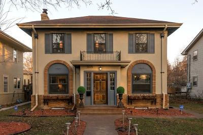 Minneapolis Single Family Home For Sale: 5025 Sheridan Avenue S