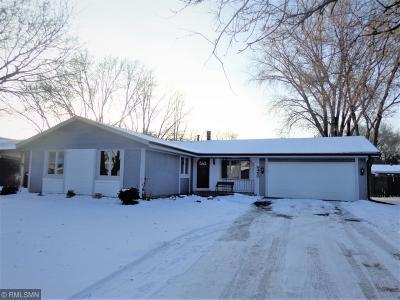 Fridley Single Family Home For Sale: 6450 Squire Drive NE
