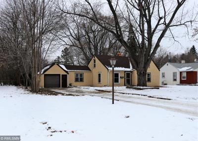Brooklyn Center Single Family Home Coming Soon: 5919 Camden Avenue N