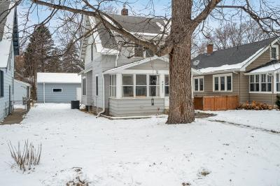 Minneapolis Single Family Home For Sale: 4532 42nd Avenue S