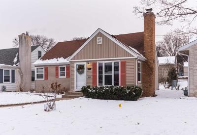 Minneapolis Single Family Home For Sale: 6047 Sheridan Avenue S