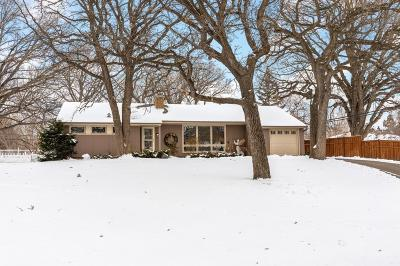 Edina MN Single Family Home For Sale: $460,000