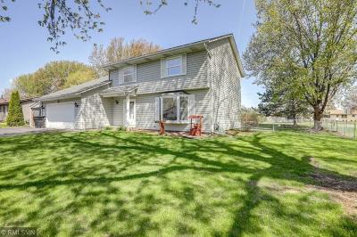 Maple Grove Single Family Home Contingent: 10300 108th Place N