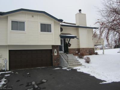 Maple Grove Condo/Townhouse For Sale: 12755 84th Avenue N