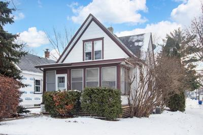 Saint Paul Single Family Home For Sale: 1480 Thomas Avenue