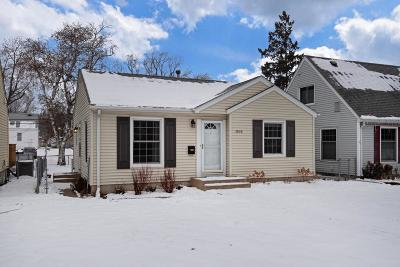 Saint Louis Park Single Family Home For Sale: 2808 Kentucky Avenue S