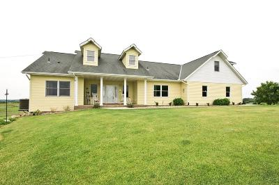 Meeker County Single Family Home For Sale: 72330 345th Street