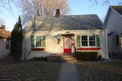 Minneapolis Single Family Home For Sale: 4425 33rd Avenue S