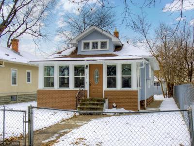 Minneapolis Single Family Home For Sale: 3924 Snelling Avenue
