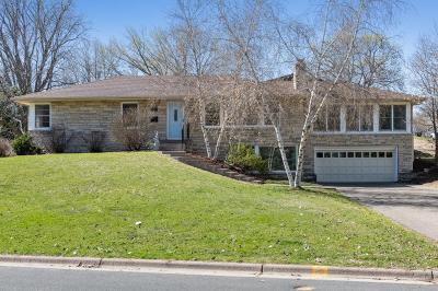 Single Family Home For Sale: 4515 Avondale Road
