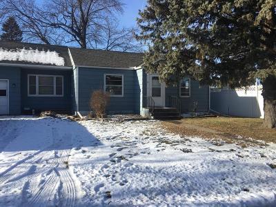 Saint Michael Single Family Home For Sale: 19 1st Street SE