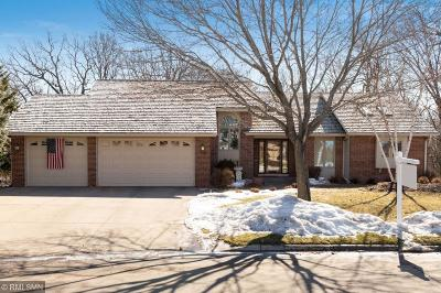 Bloomington Single Family Home For Sale: 9572 Oxborough Curve
