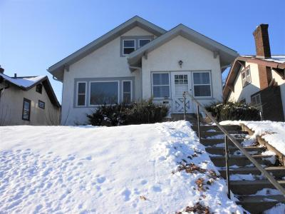 Minneapolis MN Single Family Home For Sale: $209,900