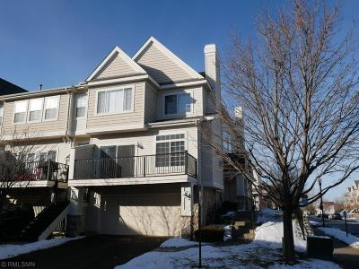 Anoka County, Carver County, Chisago County, Dakota County, Hennepin County, Ramsey County, Sherburne County, Washington County, Wright County Condo/Townhouse For Sale: 11226 Baltimore Street NE #A