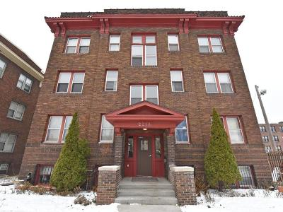 Minneapolis MN Condo/Townhouse For Sale: $99,900