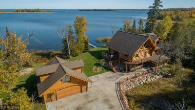 Federal Dam, Leech Lake Twp, Walker, Benedict, Laporte Single Family Home For Sale: 6908 Rogers Point Road NW