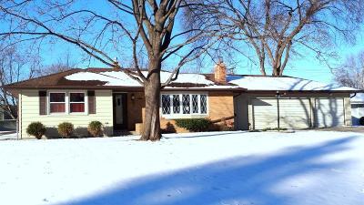 Bloomington Single Family Home For Sale: 9110 Fremont Avenue S