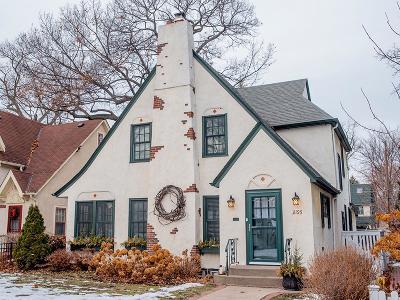 Saint Paul Single Family Home For Sale: 2195 Berkeley Avenue