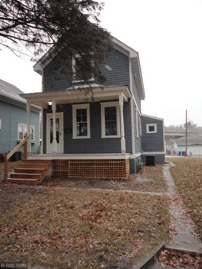 Saint Paul Single Family Home For Sale: 1113 Pleasant Avenue