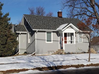 Minneapolis Single Family Home For Sale: 3602 Humboldt Avenue N
