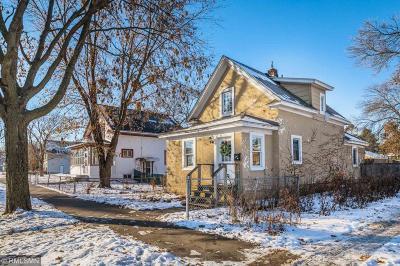 Minneapolis Single Family Home For Sale: 1338 Buchanan Street NE