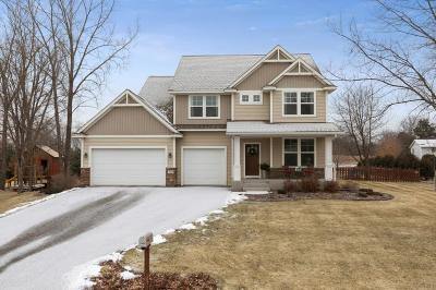 Stillwater Single Family Home For Sale: 1475 Amundson Lane