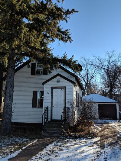 Moose Lake Single Family Home For Sale: 304 6th Street