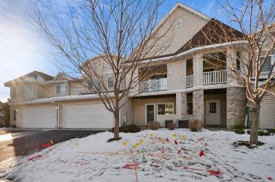 Brooklyn Park Condo/Townhouse For Sale: 5652 100th Lane N