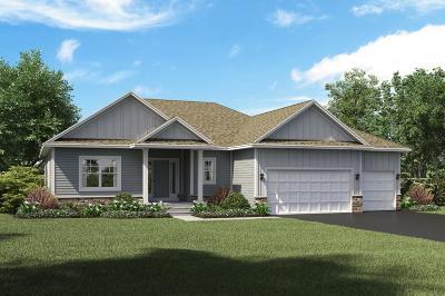 Lino Lakes Single Family Home For Sale: 6470 Killdeer Drive