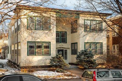 Condo/Townhouse For Sale: 3131 Girard Avenue S #1