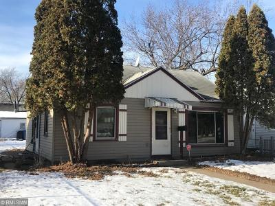 Minneapolis Single Family Home Contingent: 5021 Dupont Avenue N
