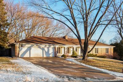 Edina Single Family Home Contingent: 5717 Camelback Drive
