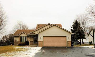 Rockford Single Family Home Contingent: 8894 Autumn Oaks Drive