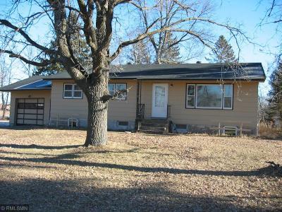 Staples Single Family Home For Sale: 106 Roosevelt Street SW
