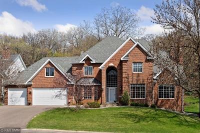 Bloomington Single Family Home For Sale: 8817 Woodcliff Road
