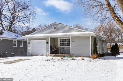 Edina Single Family Home For Sale: 4230 Crocker Avenue