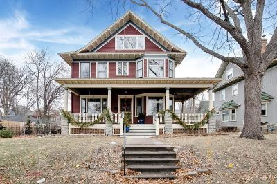 Saint Paul Single Family Home For Sale: 841 Portland Avenue