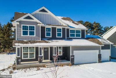Lino Lakes Single Family Home Contingent: 6641 Enid Trail