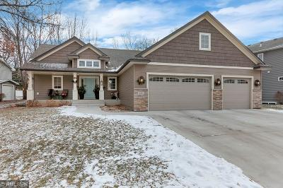 Sauk Rapids Single Family Home For Sale: 128 Frontier Court